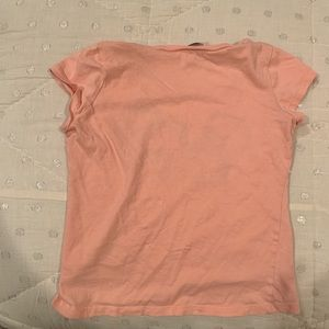 Guess Tops - Cute pink y2k inspired top by guess